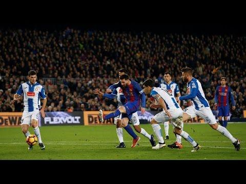 Download Messi & Iniesta God Mode • Barcelona V Espanyol • 18/12/12