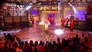 Jimmy Fallon on Lip Sync Battle