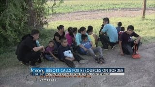 Texas Attorney General asks for $30M to respond to child immigrant crisis