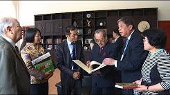 Intercambio Editorial entre China y Ecuador