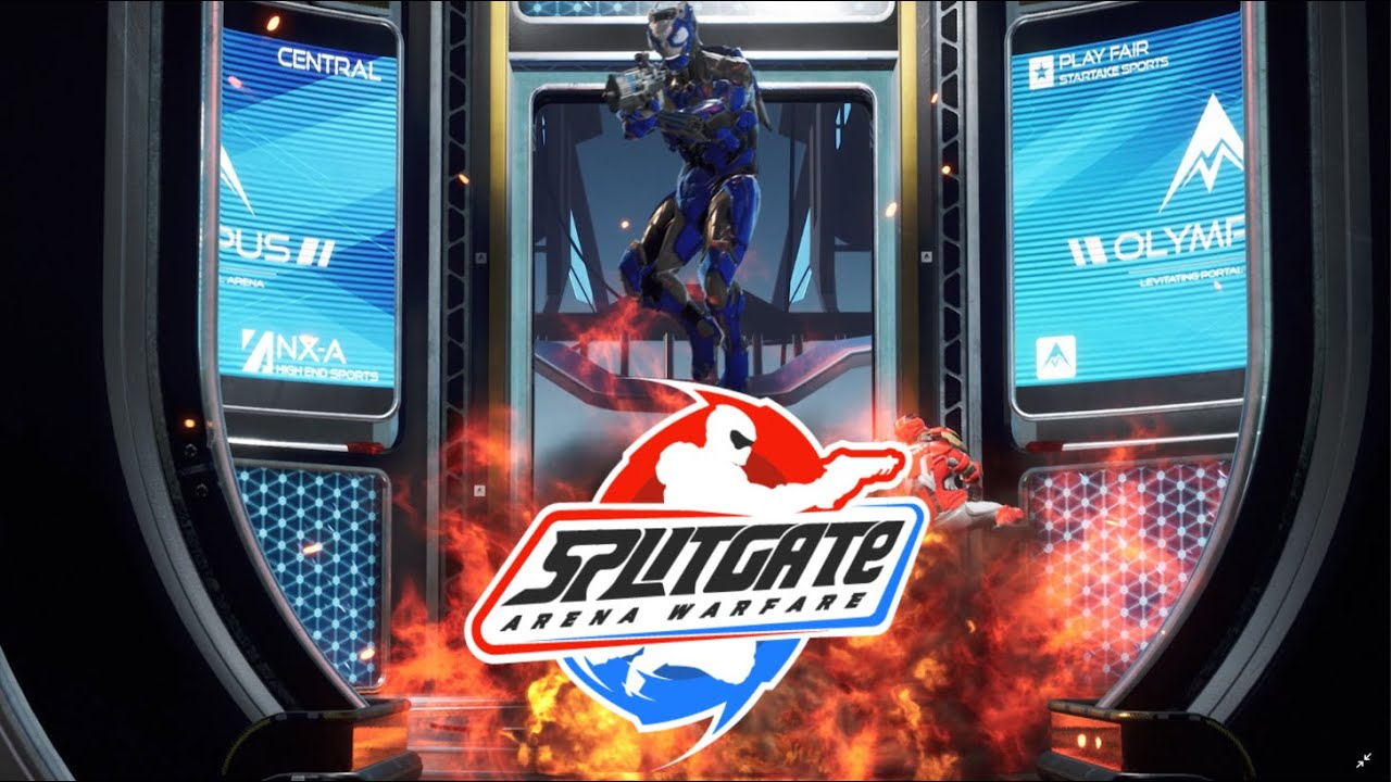 Splitgate: Arena Warfare infuses elements of Halo and Portal