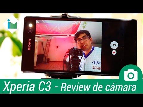 Sony Xperia C3 - Review de cámara
