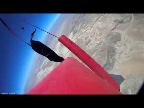 OSU Rocket Team IREC Raw Rocket Footage