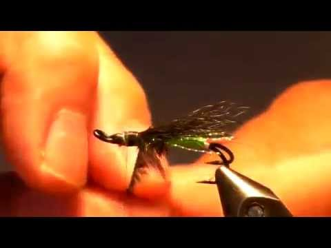 FlySpoke Tying A Same Thing Murray Atlantic Salmon Fly