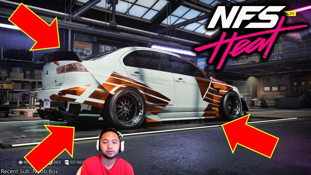 Need For Speed Heat Tutorial - Where / How To Get Your Deluxe Edition Origin Premier Bonus Items