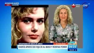 Encuentran restos que serían de la hija desaparecida de Al Bano y Romina Power - La Mañana de CHV thumbnail