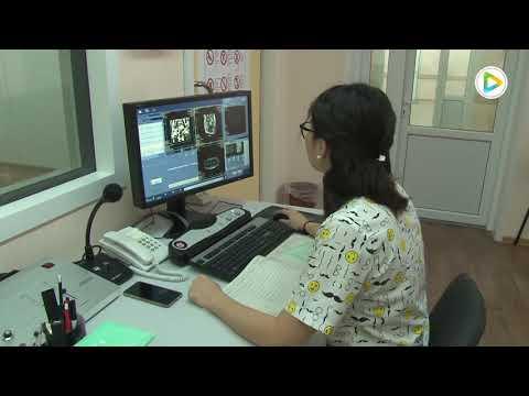 Аким города посетил медицинский центр «Limfa SI»