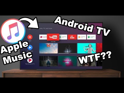 Apple Music En Android TV!!!