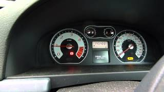 How to reset service light Renault laguna 2007 mk 2. (The one without the mileage reset button)