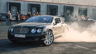 Bentley c японским мотором, валит только боком.