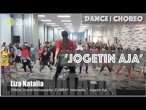 Jogetin Aja || Indonesia Dangdut Music || Choreography By Liza Natalia & Team