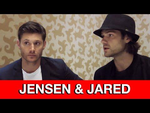 Supernatural Interview - Jensen Ackles & Jared Padalecki