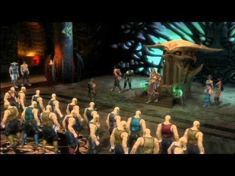 MK9 story mode Chapter 6: Jax cutscenes