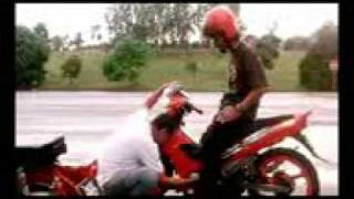 Remp IT Movie Yamaha 125z Setting