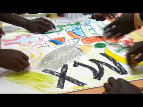 Heart to art- volunteering in Tanzania