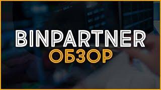 Forex партнерка BinPartner. Обзор, отзывы, выплаты, заработок в Интернете.