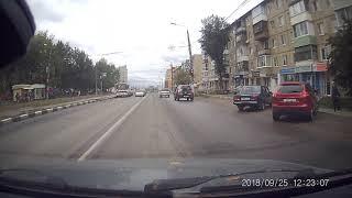 В Туле экипаж ДПС сбил пешехода
