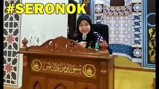 Video Ceramah Paling SERONOK Ustazah Norhafizah Musa Terkini Disember 2017 Tulang Rusuk Kiriku download MP3, 3GP, MP4, WEBM, AVI, FLV Juli 2018