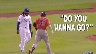 MLB Joking With Opponents