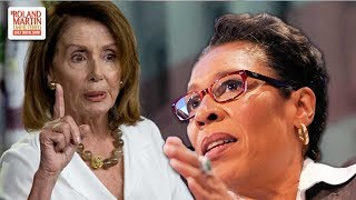 Marcia Fudge Eying Run For Speaker Of The House, Pelosi Says She Has The Votes To Win