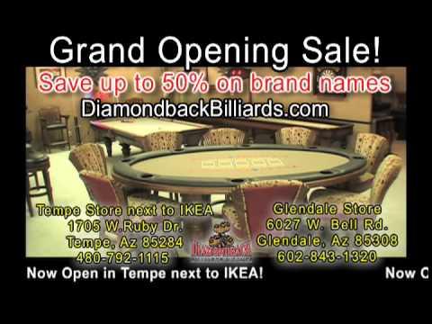 Diamondback Billiards & Games 2011