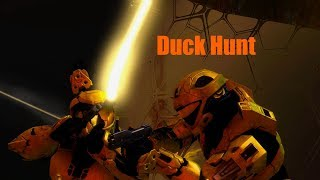 Halo 3 Custom Games Duck Hunt On Duck Run (Xbox One X)