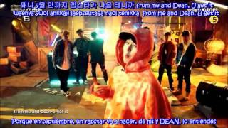 ZICO & DEAN - PRODUCER CYPHER (Show Me The Money 6) Sub Español - Hangul - Roma
