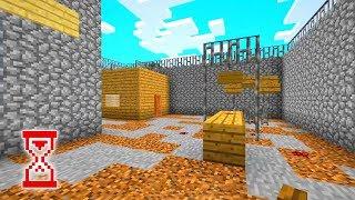 Построил открытый дворик у дома бабки в Майнкрафте | Minecraft Granny house
