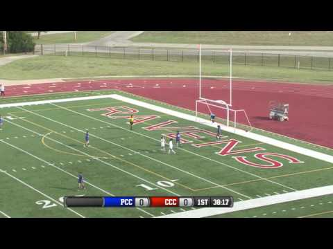 Women's Soccer CCC vs Pratt Community College