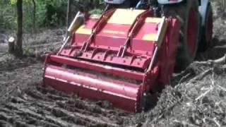 SEPPI M. - MAXISOIL - new!!! - the super high performance soil tiller and stone crusher!!