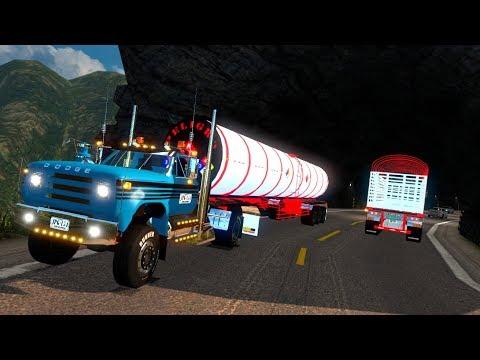 COLOMBIA | Dodge 600 Carebola | De Bogotá a Villavicencio