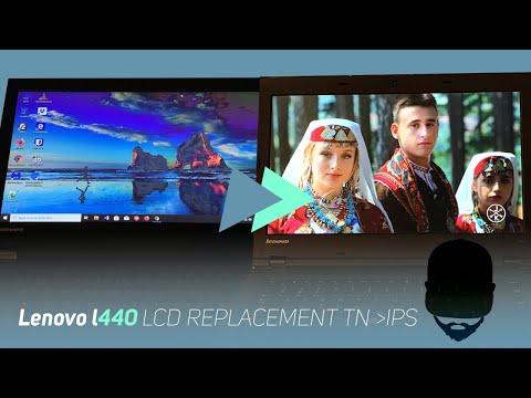 Lenovo L440 Screen replacement