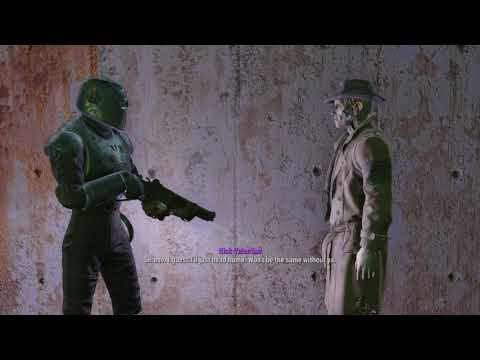 Fallout 4 Blind - Part 151 (Looking for the Truth and Hunting Shipbreaker!)
