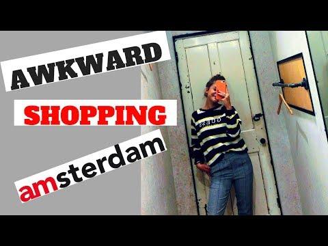 Awkward Shopping Amsterdam | Emma Keuven