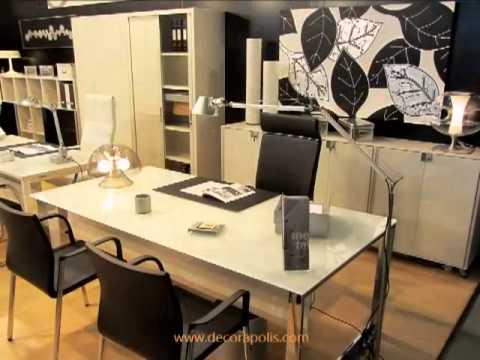mobiliario de oficina feria firahogar alicante 2012