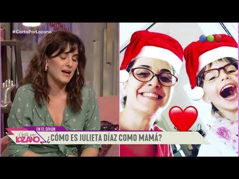 Julieta Díaz en