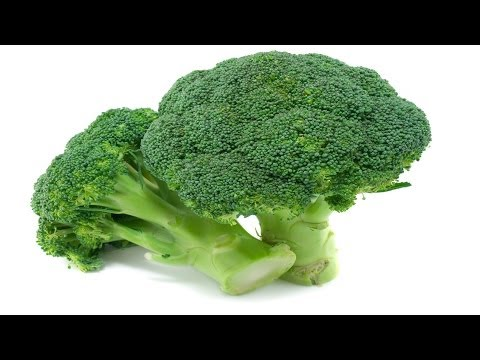 Broccoli Unboxing