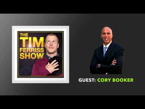 Cory Booker Interview | The Tim Ferriss Show (Podcast)