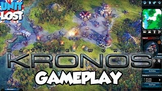 Battle Worlds: Kronos Gameplay