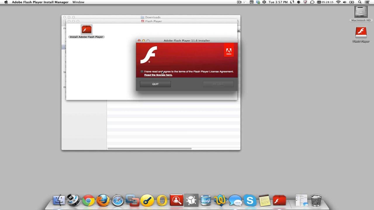 X OS FLASH 10.4.11 MAC PLAYER TÉLÉCHARGER