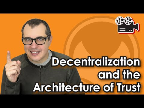 Andreas M. Antonopoulos | Decentralization and the Architecture of Trust