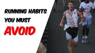 5 bad habits you need to avoid when running training - Kalclash Fitness