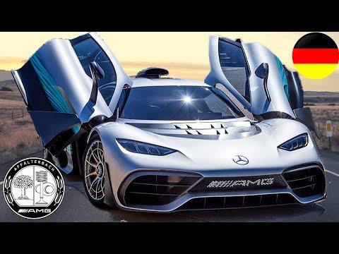 """اقوى سيارة  بتاريخ مرسيدس 🔥! Mercedes-AMG """"ONE"""" 1 🔥! سلامات شيرون 😱"""