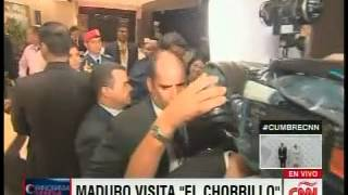 Patricia Janiot responde a Nicolás Maduro