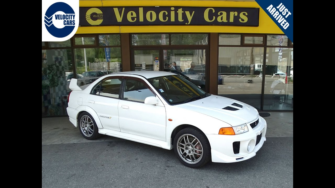 1998 Mitsubishi Evolution EVO-5 125K\'s Turbo 4WD MANUAL for sale in ...