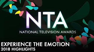 National TV Awards 2018 Highlights