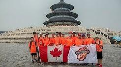 Ottawa Firestorm, trip to Beijing