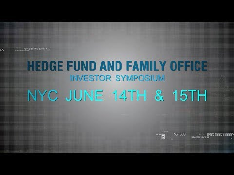 Hedge Fund & Family Office Investor Symposium   June 14-15   NYC   Lotte New York Palace
