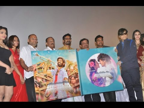 Anegan Audio Launch Press Meet Stills | Anegan Audio Songs – Tracklist