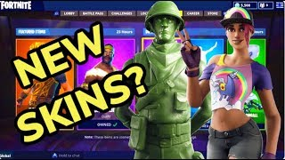 New Skins In Shop Tonight? Fortnite Item Shop Live Countdown June 24th Stream